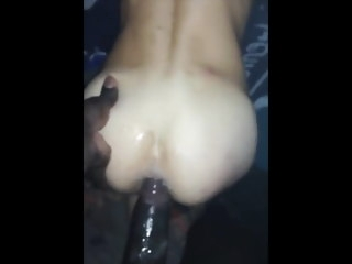 insane Insane raw BBC vs Lucky white boy bareback fuck raw