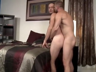 Hans Berlin and Devin Adams
