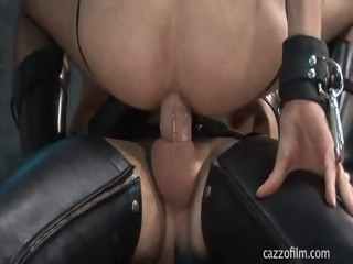 BEING SUBMISSIVE IS GOOD