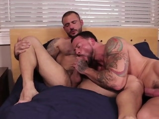 Pedro Andreas and Sean Duran